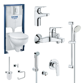 Grohe 39418MB1 MEGA BUNDLE Мега Набір (39418000+121645+121624S+40757001)