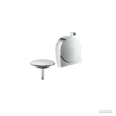 Hansgrohe 58117820 Exafill S Зовнішня частина д/сифона