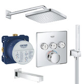 Grohe Душевая система Grohe Grohtherm SmartControl 26415SC2